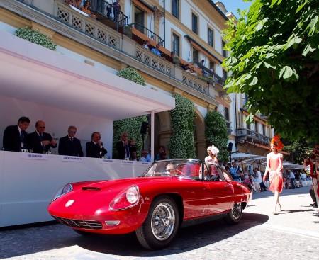 1956/960 Alfa Romeo 6C 3000 CM Superflow IV